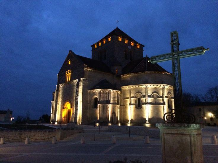 Église de Montagne, St Emilion, Gironde