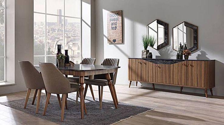 Berke Mobilya , yemek odası takımları seçeneklerinde en uygun fiyat garantisi ve kolay ödeme seçenekleriyle kaliteli hizmet vermektedir. >