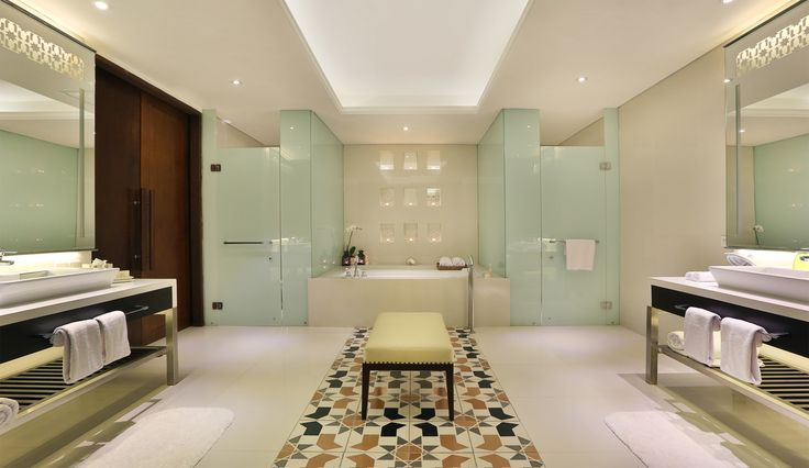 Bathroom on Penthouse Villa
