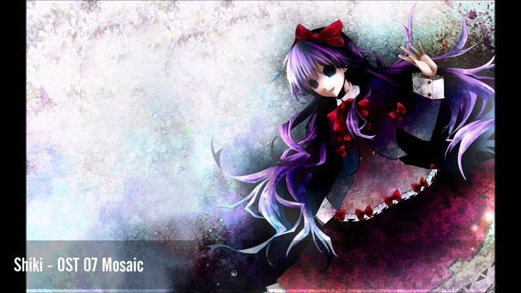 Shiki - OST 07 Mosaic