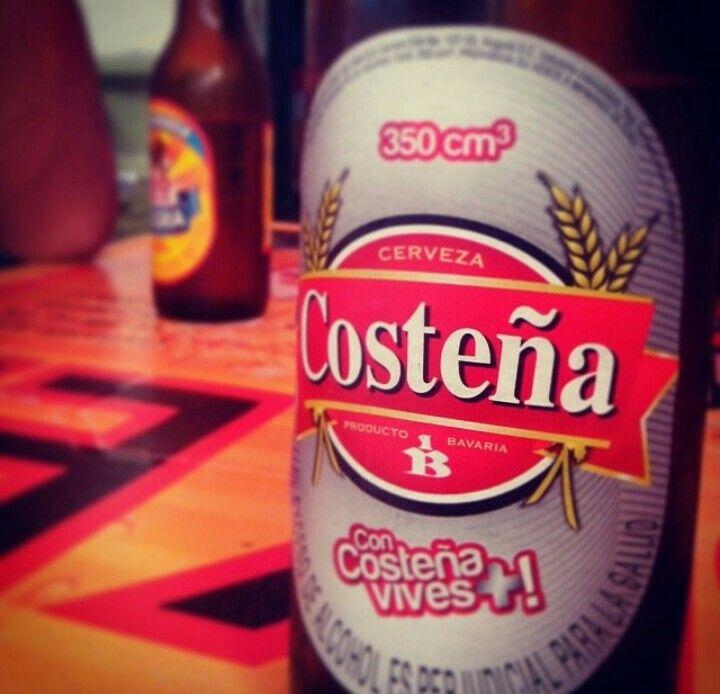Cerveza Costenha - Colombia