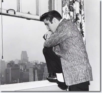 Elvis Presley : January 6, 1957 : Warwick Hotel, New York