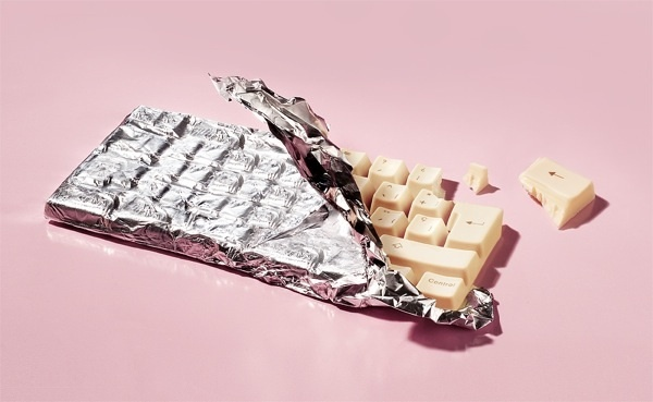 Chocolat Clavier