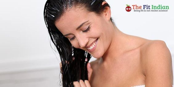 Get rid of #Dandruff with these easy ways. #TheFitIndian