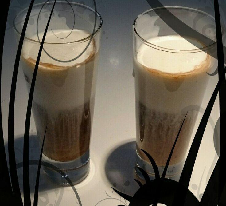 Café irlandés después de comer.....