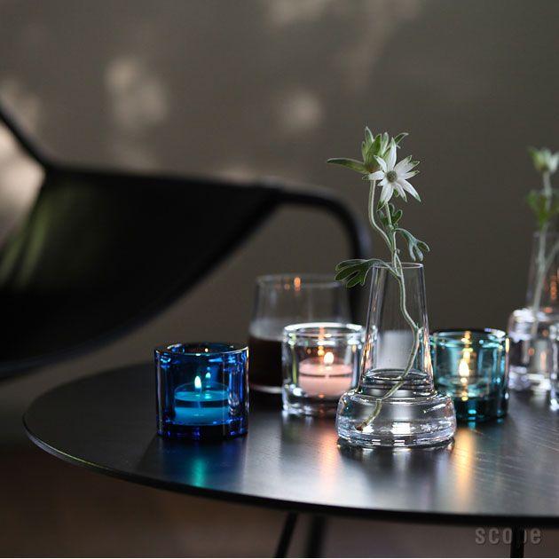 Kivi kynttilälyhty iittala × Marimekko