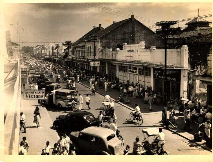 Jakarta 1940s