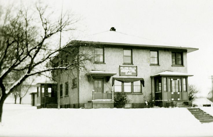 #TBT Formerly the Pelican Valley Hospital and Clinic, the Good Samaritan Center in Pelican Rapids, Minnesota, opened in 1951 with Bertha and James Holstein as its first administrators. #GoodSamaritanSociety