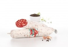 Salame Campagnolo Abruzzo #salumi #salami #salame #salameabruzzese #Abruzzo #delicious #food #meat #meatspecialities #specialities #gourmey #italyfood #salumificiosorrentino