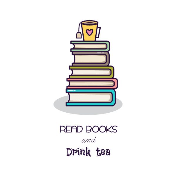 Read Books and drink Tea