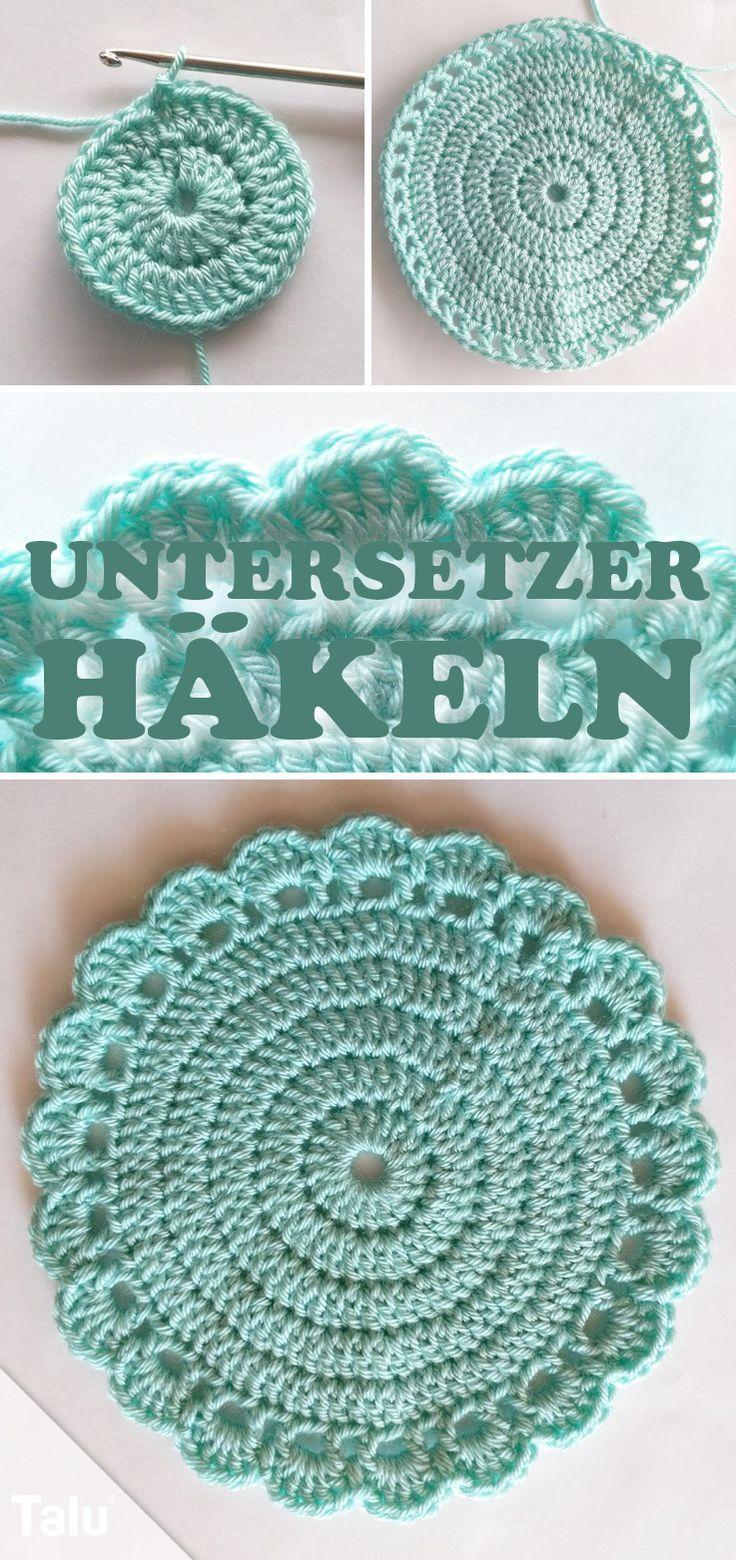 1268 besten Häkeln Bilder auf Pinterest | Häkeln, Stricken und ...
