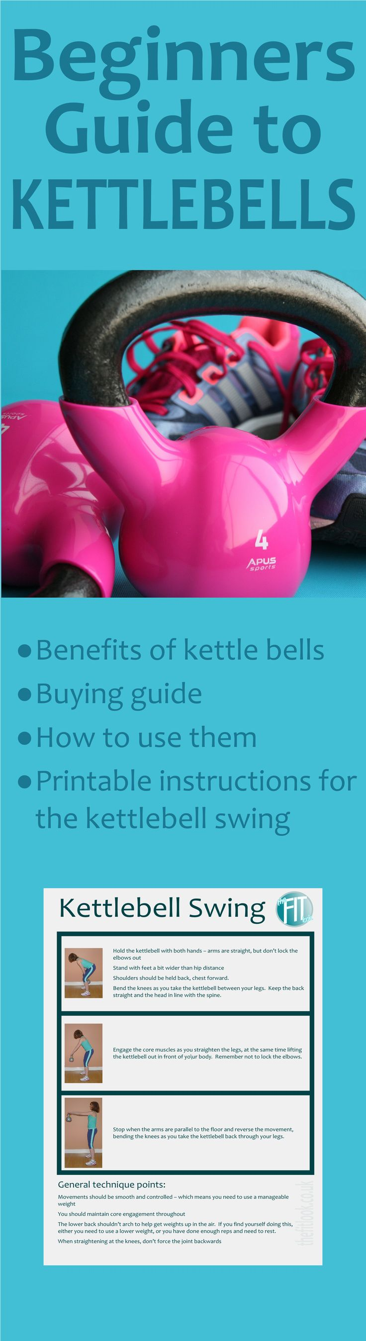 With kettlebells you can get a better all-over body workout than with other weights – top 5 kettlebell benefits plus beginners guide