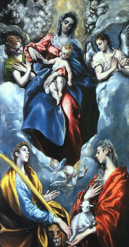"""Doménikos Theotokópoulos , mais conhecido como El Greco, (""""O Grego""""  1541 — Toledo, 7 de abril de 1614) foi um pintor, escultor e arquiteto grego que desenvolveu a maior parte da sua carreira na Espanha. Nasceu em Creta, que naquela época pertencia à República de Veneza, e era um centro artístico pós-bizantino."""