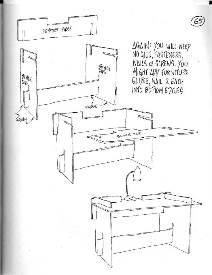 Page From Nomadic Furniture   Thereu0027s A Free PDF Of The Entire Book If You  Follow