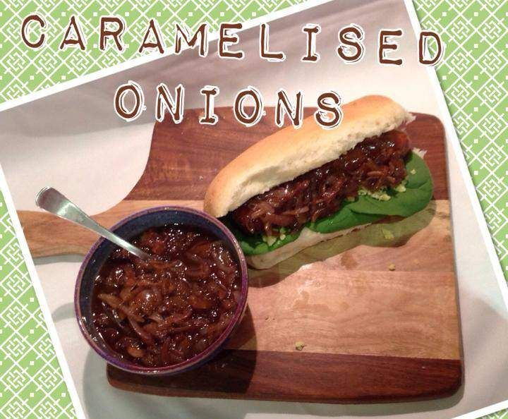 CARAMELISED ONIONS by Thermomistress on www.recipecommunity.com.au
