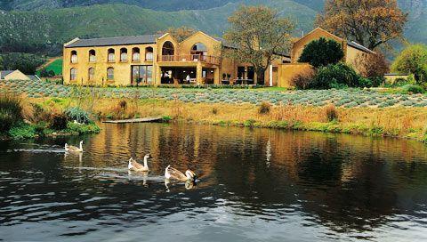 La Residence, Franschhoek, Cape Winelands