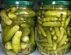 Cozinha Fácil: Conserva de Pepinos http://www.eup.com.br/?ref/945619 Mais