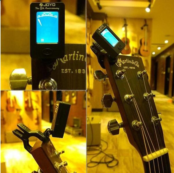 JOYO JT-01 Chromatic Tuner Chromatic Acoustic Guitar Tuner FREE SHIPPING