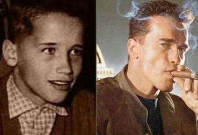 actors when they were children | The most beautiful pictures: - 42 Celebrities When They Were Kids ...