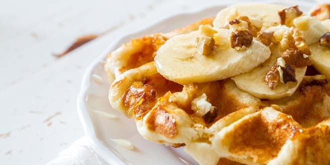 Our Favorite Liege Waffle Toppings