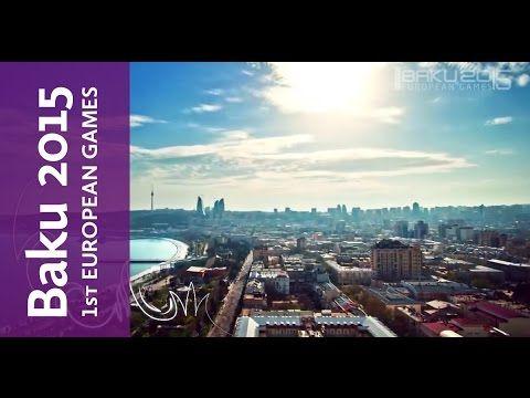 Baku 2015 First European Games Logo Launch | Baku 2015