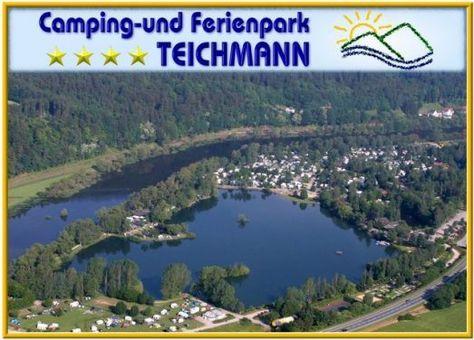 Camping & Ferienpark Teichmann, Edersee, Waldeck - Herzhausen