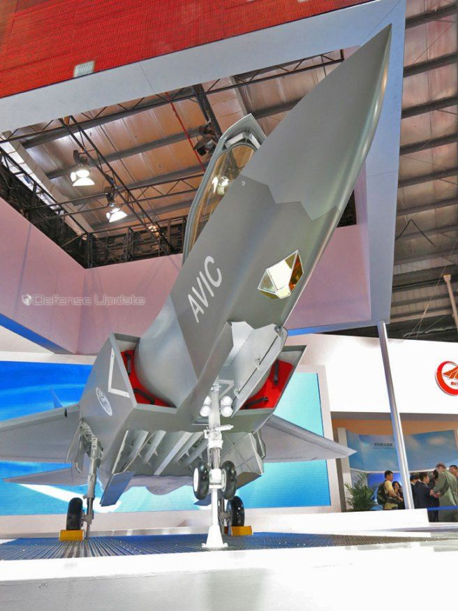 Updated J-31 unveiled, expected to hit global market in 5 yrs
