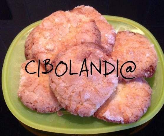Ricetta DOLCEZZE AL LIMONE pubblicata da cibolandi@ - Questa ricetta è nella categoria Prodotti da forno dolci