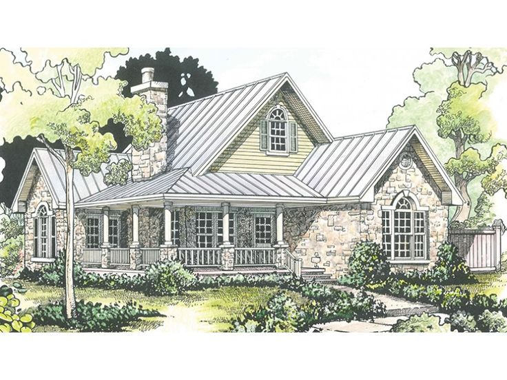 26 best Small house plans images on Pinterest | Small house plans ...
