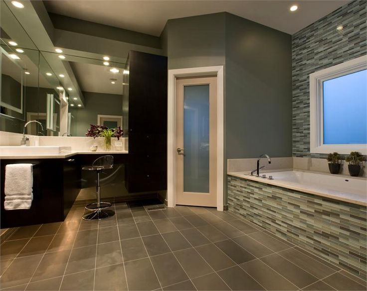 remodeling 16 bathroom with accent wall on - Restroom Design