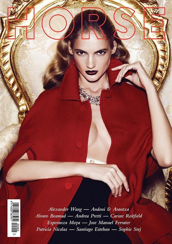 Horse Magazine March 2013 Cover (Horse Magazine)