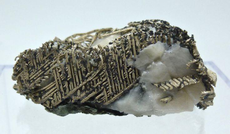 Native Silver Crystals – Batopilas, Chihuahua, Mexico