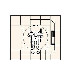 kche u form mit bewegungsflche fr rollstuhlfahrer - Kuchen U Form Bilder
