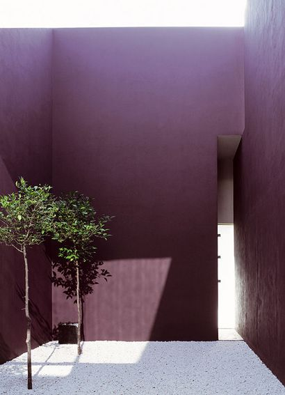 AABE - Atelier d'architecture Bruno Erpicum  partners - Project - Labacaho - Image-4_AULT_FACADE_VIOLET