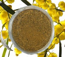 Wattle seed is a fabulous, gentle exfoliator used in Native Natural Skin Care's Wattle and Honey Myrtle Scrub. Wattle gives an exotic, chocolate/coffee type of aroma which compliments the sweet smell of Honey Myrtle.