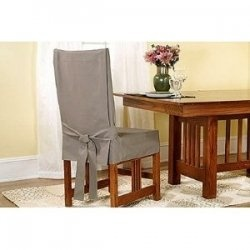 27 best Dining chair covers images on Pinterest | Dining chair ...