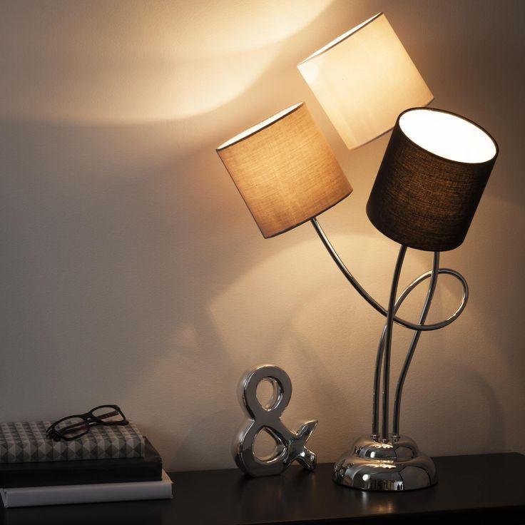 Les 211 meilleures images propos de mdm luminaires sur for Lampe de bureau maison du monde