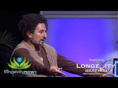 David Wolfe - How Electromagnetic Energy around us affects our bodies.
