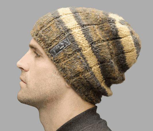 Bonnet Nobis Power army mix headict http://www.carnets-nordiques.com/bonnets-hiver-2015/
