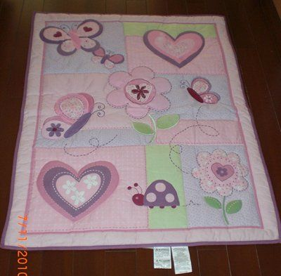 459 best quilts for children images on pinterest baby - Colchas cuna patchwork ...