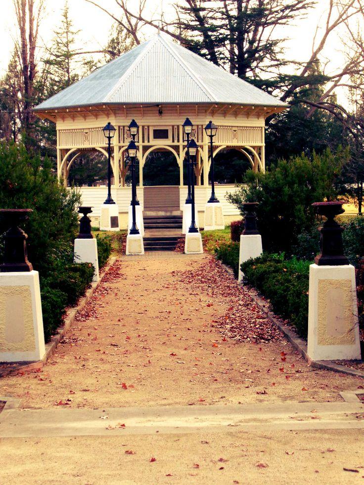 Rotunda, Jubilee Park