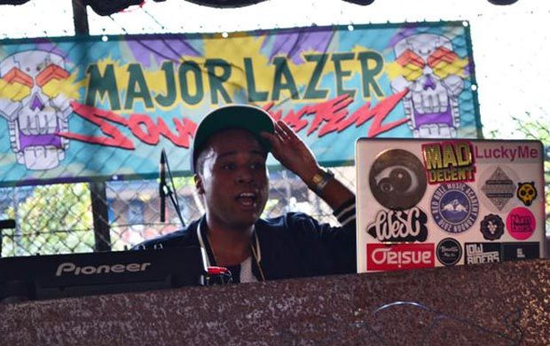 Event Review: RBMA x Major Lazer Soundsystem at Notting Hill Carnival West London Living August 2011