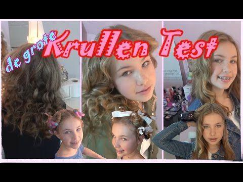 Krullen Maken Met Toiletpapier - YouTube