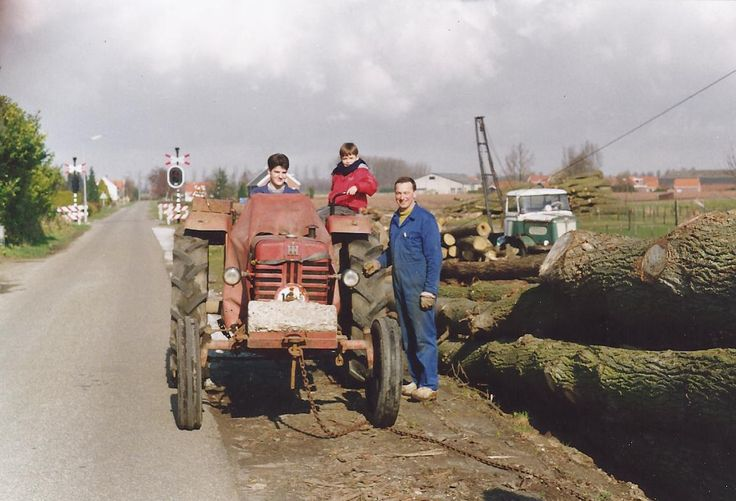 rond 1996 Erwin, Bob en Jaap vlnr
