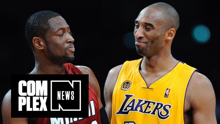 The Kobe Gold Standard: Dwyane Wade Measuring Up To The Black Mamba
