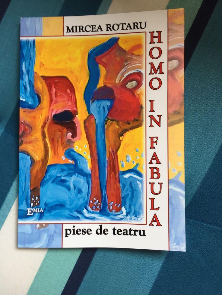 Titlul: Homo in fabula Autor: Mircea Rotaru Editura: Emia Anul apariției: 2017 Număr de pagini: 128 Vă place teatrul? Mie da! Când am primit această carte pentru recenzie, primul lucru care mi-a tr…