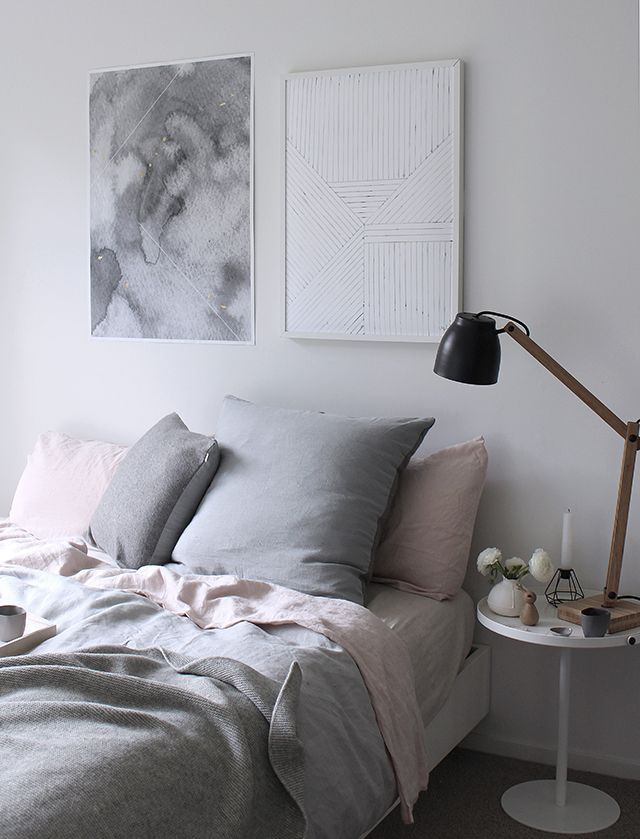 Bedroom // The Design Chaser