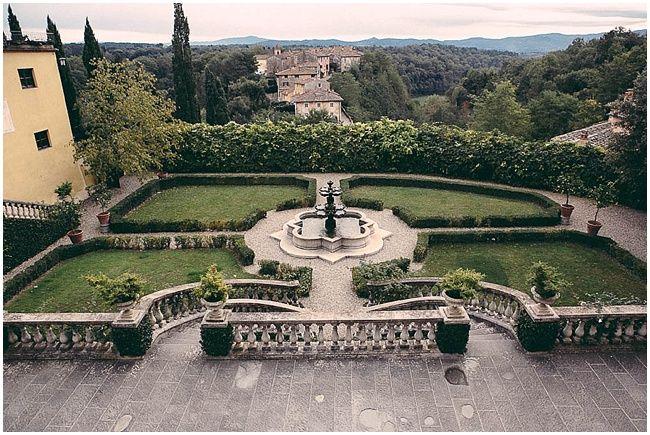 Beautiful Italian Wedding Inspiration Il Borro Tuscany - Nu Bride  | Nikos Gogos