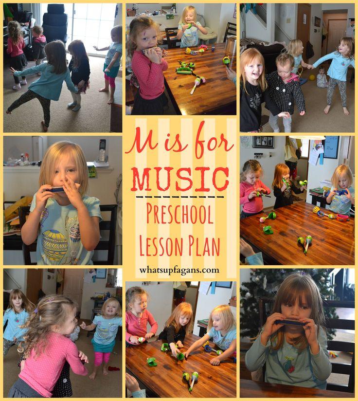 249 best School stuff images on Pinterest - music lesson plan