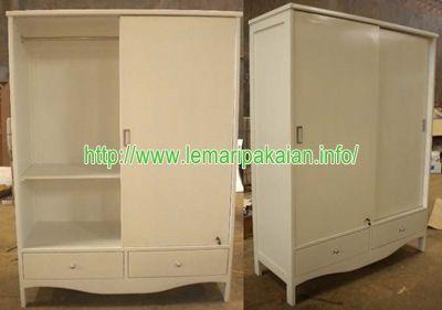 Jual Lemari Pakaian Minimalis Harga Murah Kayu Jati Model Desain Terbaru Produsen Lemari Pakaian Dengan Berbagai Macam Model Desain